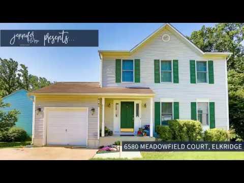 Just Listed: 6580 Meadowfield Court, Elkridge, MD