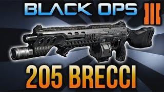 205 brecci legendary best class setup facecam commentary cod black ops 3 ffa combine