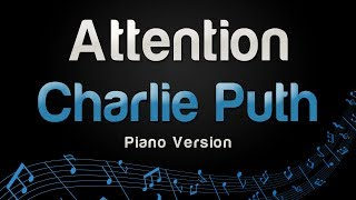 Charlie Puth Attention Piano Version.mp3