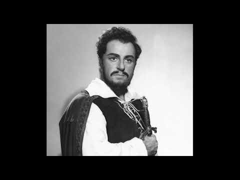Carlo Bergonzi as Edgardo (Lucia di Lammermoor)