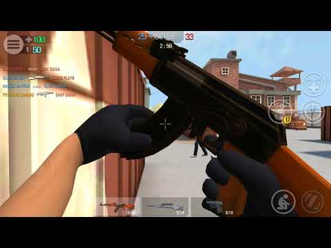Crime Revolt - Online Shooter (by Edkon Games GmbH) / Android Gameplay HD