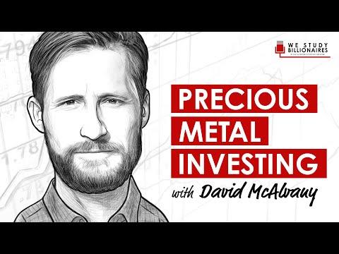 213 TIP. Precious Metal Investing: Gold, Silver, & Platinum with David McAlvany