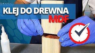 Video: Klej do listew MDF - ATK FIX 01