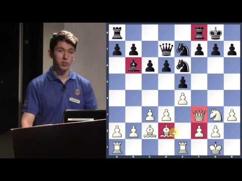 Two Bishops in the Middlegame - GM Eric Hansen