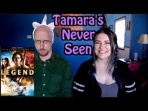 Legend (1985) - Tamara's Never Seen