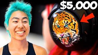 Best Custom Headphone Wins $5,000 Challenge! ft. Unspeakable, Typical Gamer & Hyper   ZHC Crafts