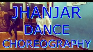 jhanjar by param singh and kamal kahlon |dance choreography|tushar jazz dance studio