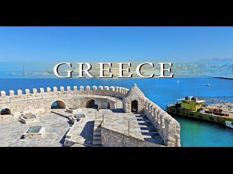 Heraklion, the fascinating Capital of CRETE! Ηράκλειο, η πρωτεύουσα της Κρήτης!