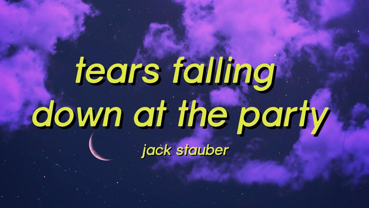 Jack Stauber - Oh Klahoma (Lyrics) | tears falling down at party tik tok ghost trend