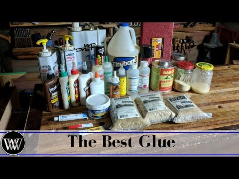 The Great Glue Test | What Is The Best Wood Glue | Results