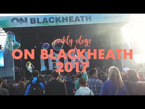 On Blackheath Festival 2017 on erm.. Blackheath!
