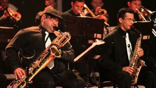 Sesi Big Band - MAMBO (from the west side story)