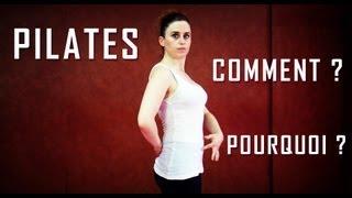 Pilates : différences avec le Yoga
