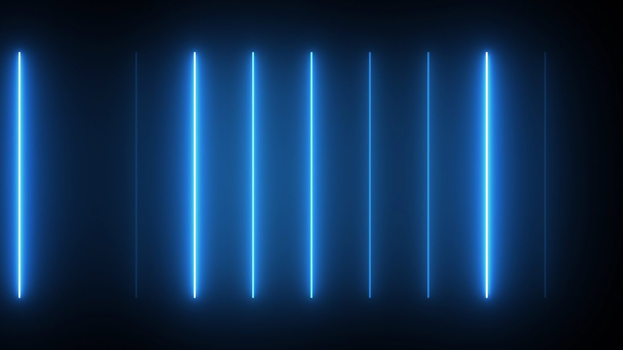 Vertical Neon Hd Video Background Loop Youtube