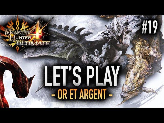 L'OEUF DU FATAL... ET 3 ESPÈCES RARES !!! - #19 Let's Play MH4U HD
