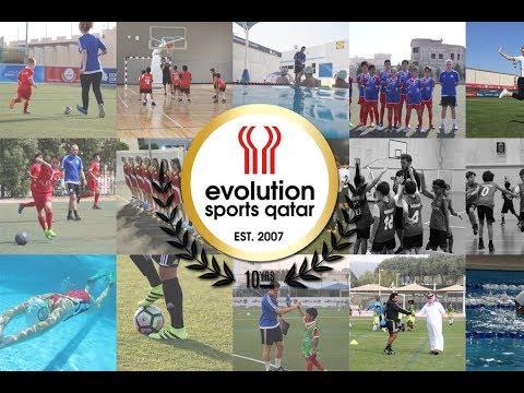 Evolution Sports Qatar - 2017-2018 Term 1 HIGHLIGHTS