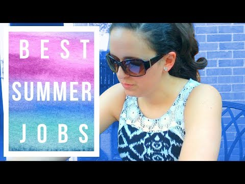 HIGHEST PAYING Summer Jobs | How To Make Money This Summer | Kristen Marie
