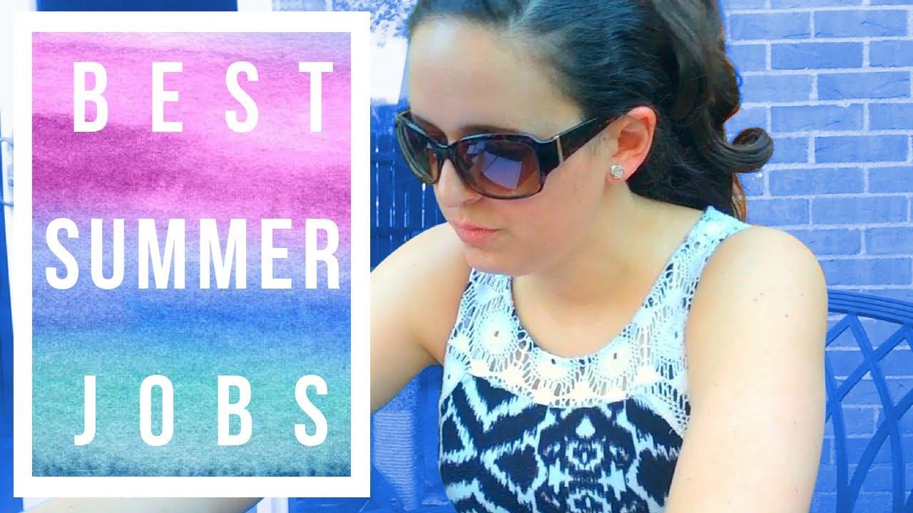 highest paying summer jobs  highest paying summer jobs 2016