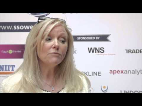 SSON interviews Michelle Luck, Director, Global Financial Services, Relx in Amsterdam