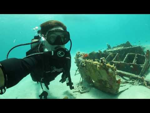 Scuba Diving trip to Culebra, Puerto Rico
