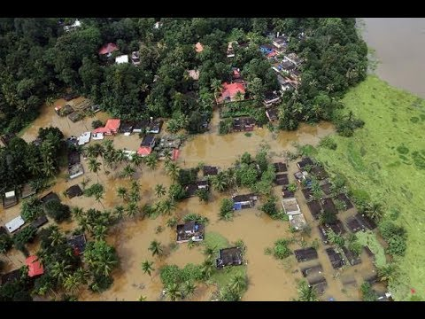 The Truth about Kerela Floods? Worst Situation in the last 100 Years