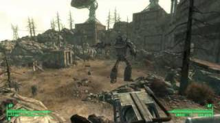 Fallout 3 Death Of Liberty Prime Daytime