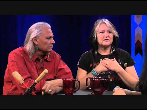 Native Voice TV Idle No More  Michael Horse & Pennie Opal Plant
