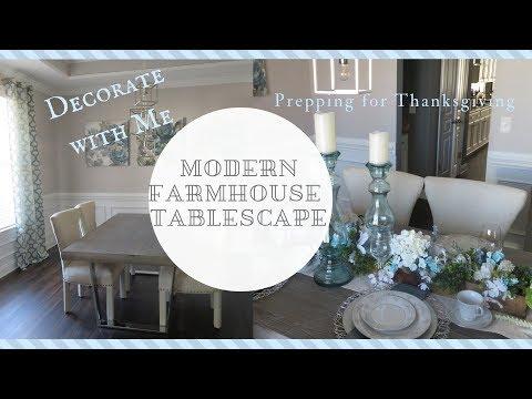 TABLESCAPE| MODERN FARMHOUSE| For all Occassions