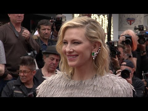 Ocean's 8 European Premiere -  Sandra Bullock, Cate Blanchett, Rihanna, Helena Bonham Carter en streaming