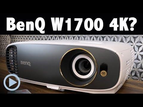 Benq W1700 - 4K für 1.500,- Euro? Oder lieber doch einen guten Full HD Beamer?