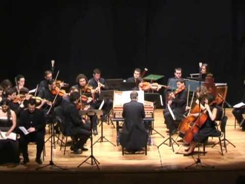 1. Sinfonia (Overture). Messiah, G. F. Handel. AD LIBITUM. Francesc Gamon