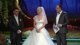 Repeat youtube video E diela shqiptare - Dasma e Klaudia Pepa & Albi Nako! (7 korrik 2013)