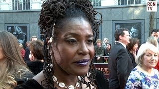 Sharon D. Clarke Interview Olivier Awards 2014