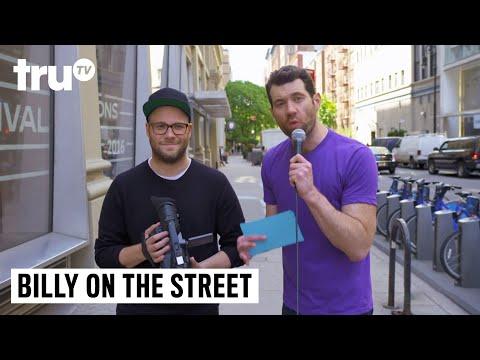 Billy on the Street - Death Rogen