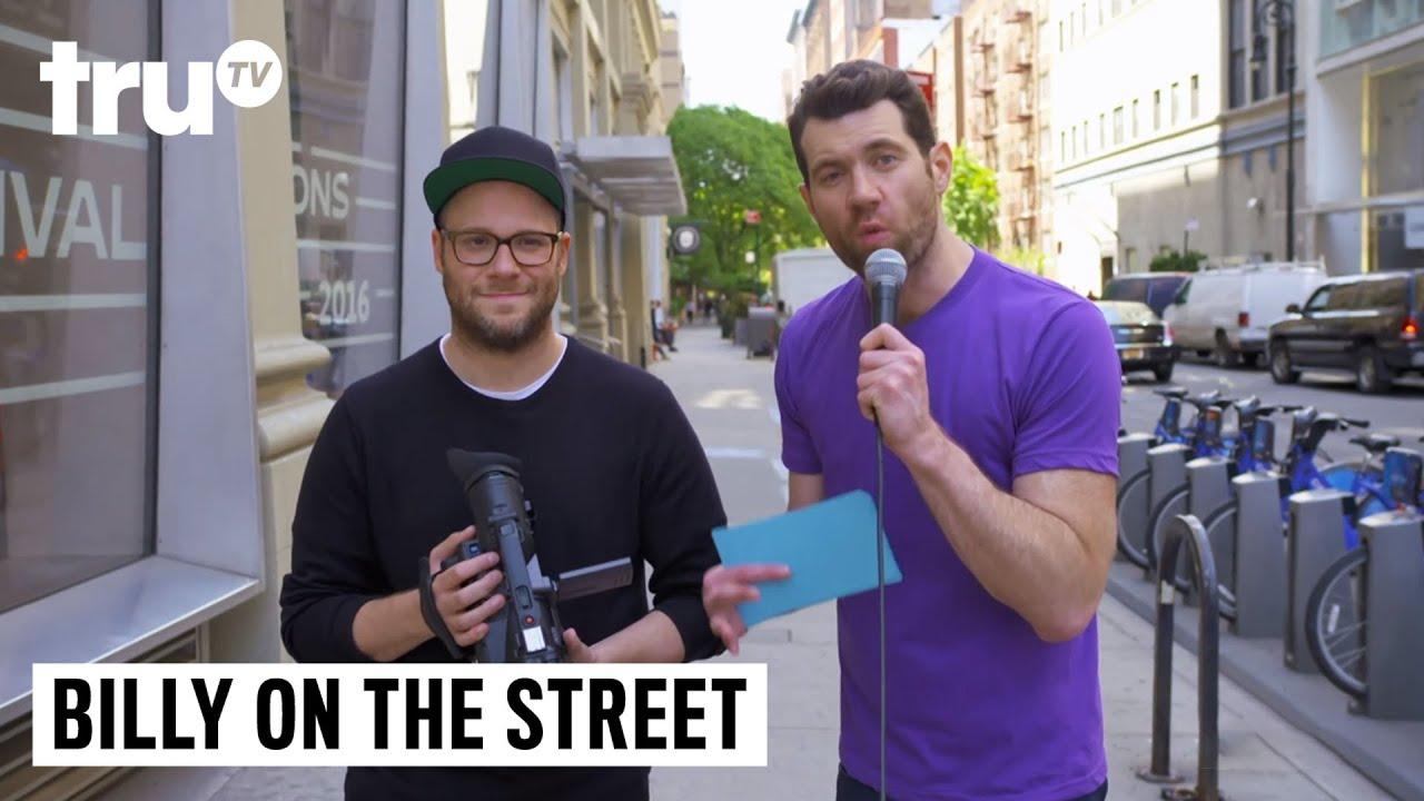 Download Billy on the Street - Death Rogen