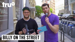 Video Billy on the Street - Death Rogen download MP3, 3GP, MP4, WEBM, AVI, FLV September 2017
