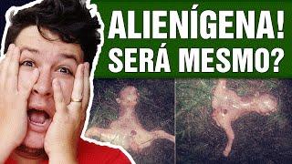 """Um """"Alienígena"""" foi Encontrado nos EUA? (#259 - Notícias Assombradas)"""