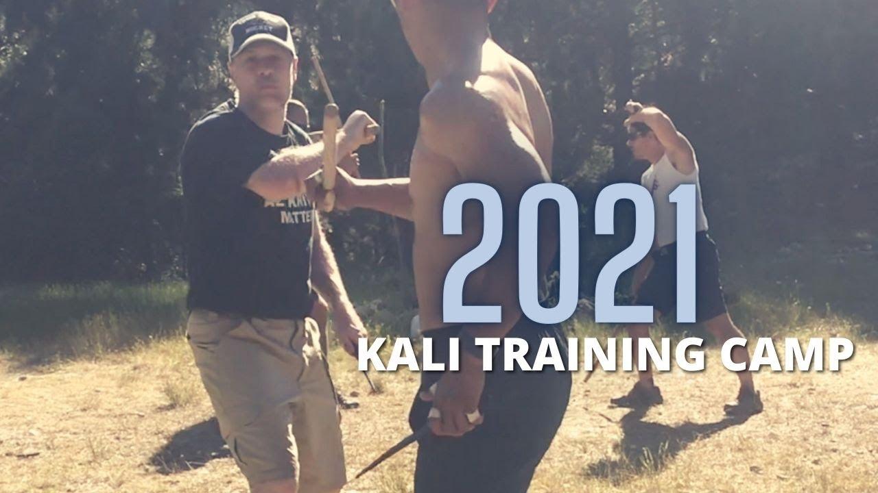 Training with KALI CENTER 2021 ITC - 5 Day Training Camp | Kali Escrima Arnis