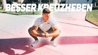 Kniebeugen & Kreuzheben - bessere Übungsausführung - Mobility / Warm Up Routine
