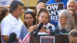WATCH: Parkland High School Shooting Survivor Emma Gonzalez's Powerful Speech Demanding Gun Control