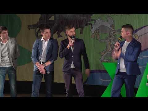 КВН. Молодежная лига 1/4 финала