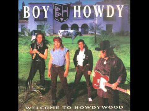 Boy Howdy ~ A Cowboy's Born With A Broken Heart