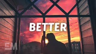 Parachute - Better (Lyrics)