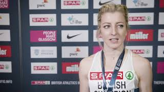 SPAR British Athletics Indoor Championships - Holly Archer
