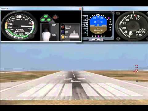 INSTRUMENT APPROACHES - PROPS AND JETS