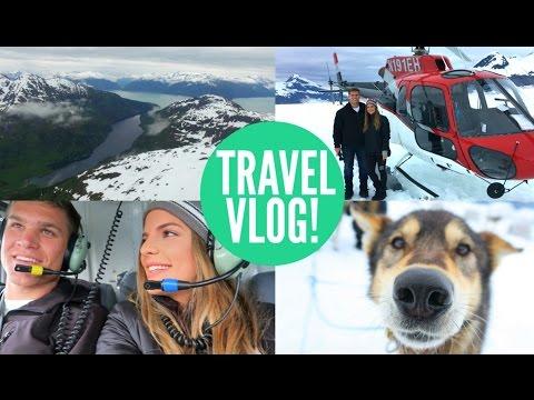 TRAVEL VLOG: ALASKAN CRUISE! | Casey Holmes