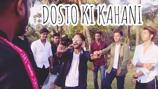 DOSTO KI KAHANI |Teri meri dosti| SOHAIL | NAVED | Music- ALI-FAISHAL | MR_GROUP