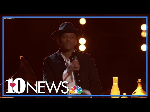 Catching up with Voice winner Chris BLue