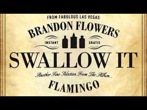 Brandon Flowers - Swallow It (full song, HD)