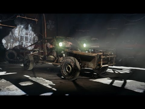 Mad Max - Story Mission #2 - The Magnum Opus